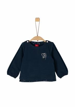 S'Oliver Baby Girls' 65.911.41.2260 Sweatshirt