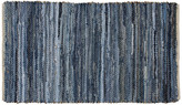 Vhc Brands Denim & Hemp Chindi/Rag Rug Rect 27x48