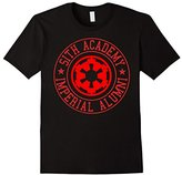 Star Wars Sith Academy Imperial Alumni Badge Graphic T-Shirt