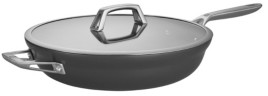 Zwilling J.A. Henckels Motion Aluminum Hard Anodized Nonstick 5-Qt. Deep Fryer