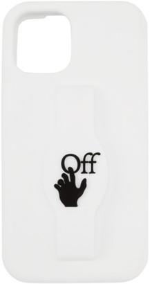 Off-White White Logo iPhone 11 Pro Case