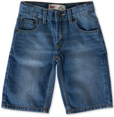 Levi's Little Boys' 505 Regular Denim Shorts