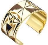 Tory Burch Kaleidoscope Enamel Cuff Bracelet Bracelet