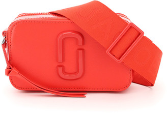 MARC JACOBS, THE MARC JACOBS (THE) THE SNAPSHOT SMALL CAMERA BAG OS Red Leather