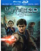 Harry Potter/Deathly Hallows:Part 2 (Blu-ray)