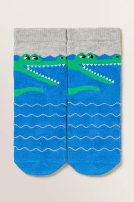 Seed Heritage Croc Socks