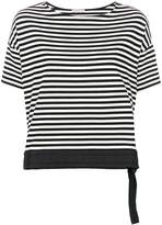 Moncler striped tee