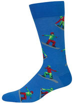 Hot Sox Snowboarder Crew Socks
