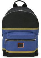 Paul Smith zipped backpack