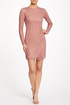 Dress the Population Ash Lace Mini Dress