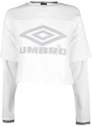 Umbro Rail Long Sleeve T Shirt
