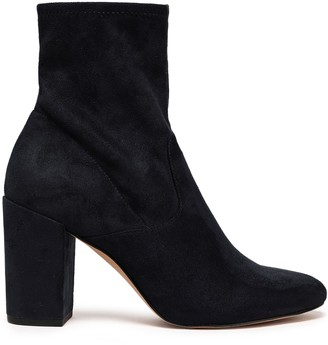 Rebecca Minkoff Faux Suede Sock Boots