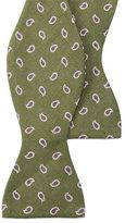 Polo Ralph Lauren Neat Linen Bow Tie