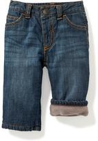 Old Navy Performance Fleece-Lined Jeans for Baby