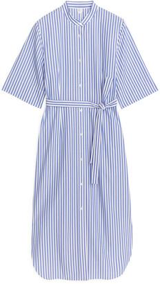 Arket Fitted Shirt Dress