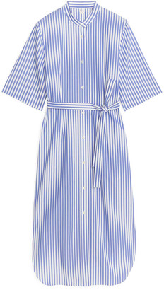 Arket Fitted Shirt Dress
