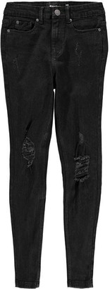 Firetrap Ripped Skinny Jeans Ladies