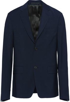 Prada single-breasted wool jacket