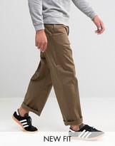Men Wide Leg Chino Pants - ShopStyle
