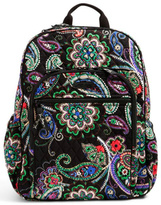 Vera Bradley Campus Kiev Paisley Backpack