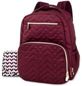 Fisher-Price Quilted Backpack Diaper Bag