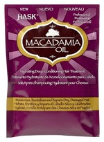 Hask Macadamia Oil Moisturizing Deep Conditioner Packet 1.75 oz.