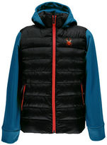 Spyder Boys 8-20 Hooded Puffer Jacket