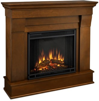 Pottery Barn Real Flame Chateau Electric Fireplace