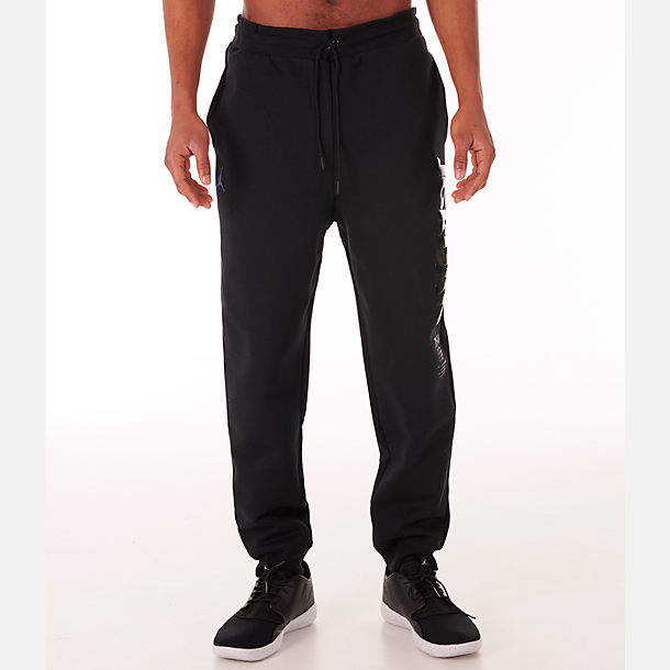 Nike Men's Jordan Sportswear Legacy AJ11 Fleece Pants