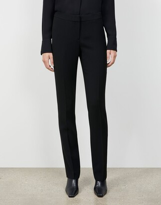 Lafayette 148 New York Petite Finesse Crepe Barrow Pant
