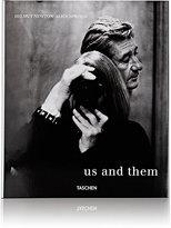 Taschen Helmut Newton & Alice Springs: Us & Them