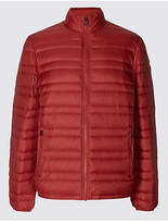 M&S Collection Down & Feather Jacket with StormwearTM