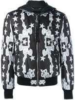 Philipp Plein 'New Dawn' bomber jacket
