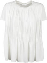 Jil Sander Ruffled Blouse