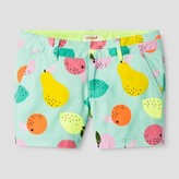 Cat & Jack Girls' Chino Shorts Cat & Jack - Aqua Float