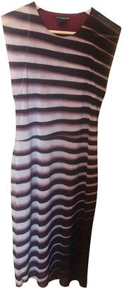 Vivienne Tam Burgundy Cotton - elasthane Dress for Women