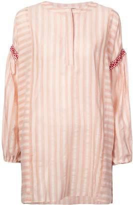 Lemlem Nefasi striped tunic dress