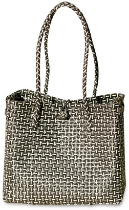 Brunna.Co Toko Recycled Tote Bag In Black