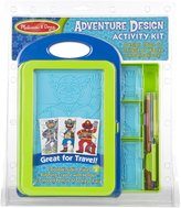 Melissa & Doug Adventure Design Activity Kit