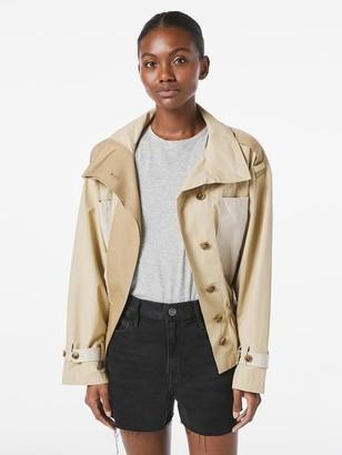 Frame Tonal Blocked Jacket