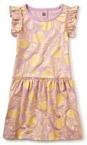Tea Collection Toddler Girl's Honey Myrtle Flutter Dress