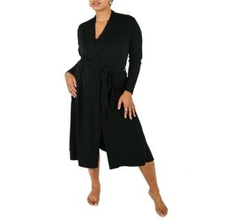 Smash + Tess Robe Midnight Black L