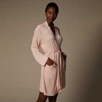 Love & Lore Love And Lore Piped Robe Rose Small-Medium