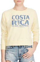 Denim & Supply Ralph Lauren French Terry Costa Rica Sweatshirt