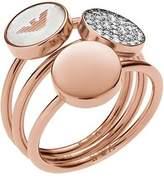 Emporio Armani Women's Ring EGS2310221-505