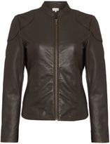 Linea Manalow Leather Jacket