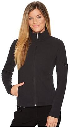 Straight Down Swing Jacket (Olympic Blue) Women's Coat