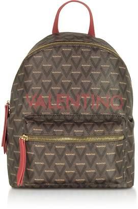 Mario Valentino Valentino By Liuto Signature Eco Leather Backpack