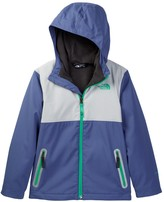 The North Face Hooded Softshell Jacket (Big Boys)