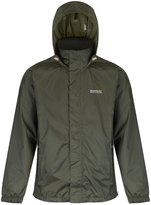 Regatta Great Outdoors Mens Magnitude IV Lightweight Packaway Rain Jacket (M)